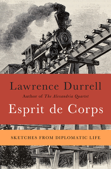 Esprit de Corps - Sketches from Diplomatic Life - cover