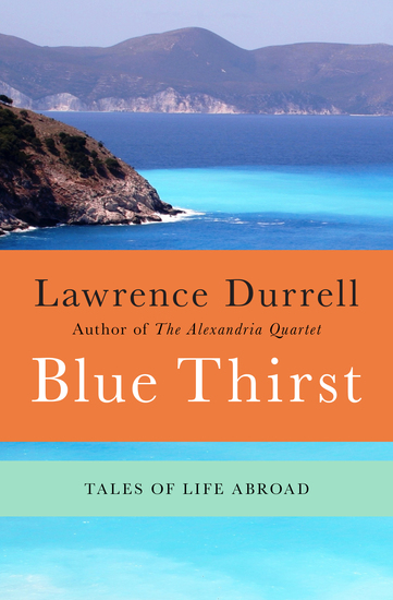 Blue Thirst - Tales of Life Abroad - cover