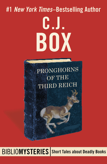 Pronghorns of the Third Reich - cover