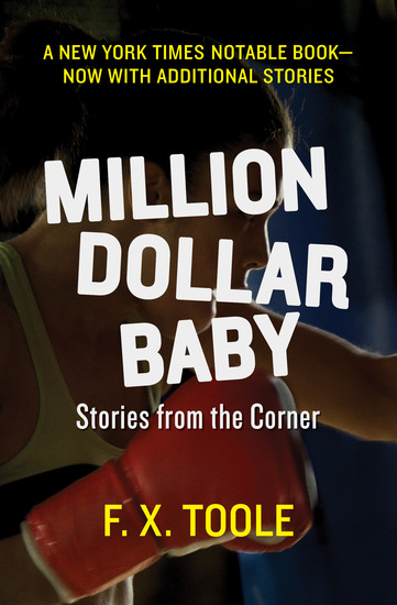 Million Dollar Baby - Stories from the Corner - cover