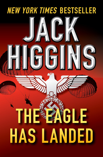 The Eagle Has Landed - cover