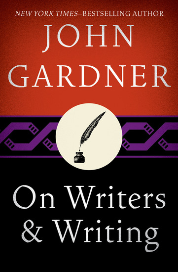 On Writers & Writing - cover