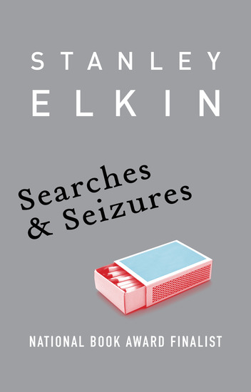 Searches & Seizures - cover