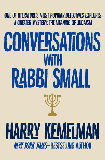 Conversations with Rabbi Small - cover