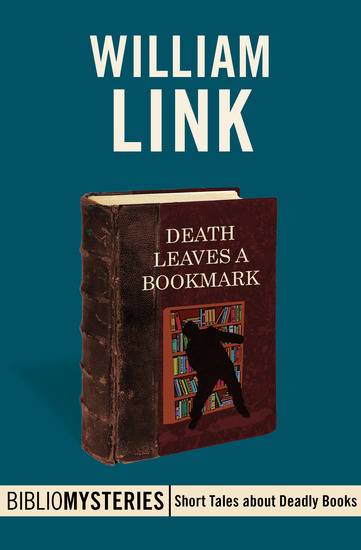 Death Leaves a Bookmark - cover
