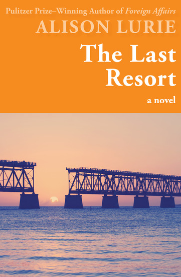 The Last Resort - A Novel - cover