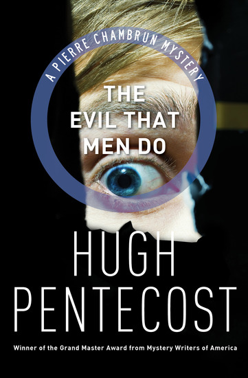 The Evil That Men Do - cover