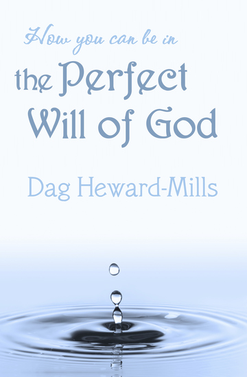 How You Can Be in the Perfect Will of God - cover
