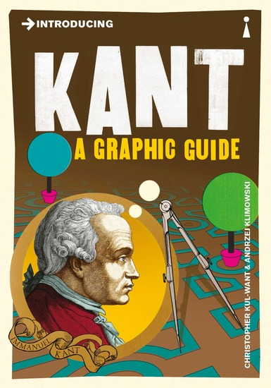 Introducing Kant - A Graphic Guide - cover