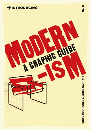 Introducing Modernism - A Graphic Guide - cover