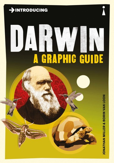 Introducing Darwin - A Graphic Guide - cover