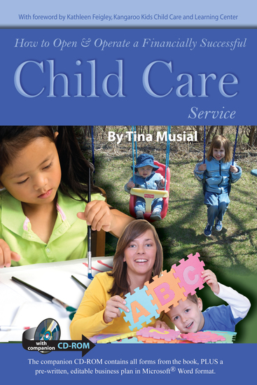 How to Open & Operate a Financially Successful Child Care Service - cover
