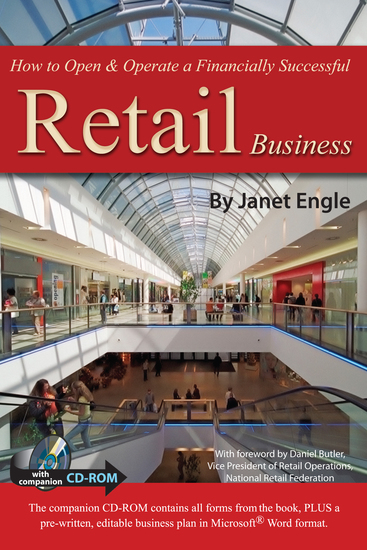 How to Open & Operate a Financially Successful Retail Business - cover