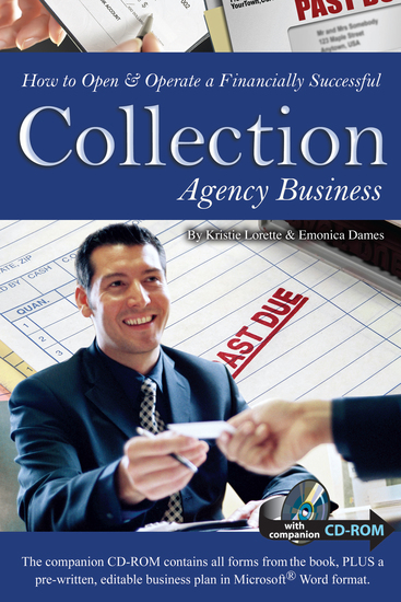 How to Open & Operate a Financially Successful Collection Agency Business - cover