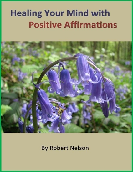 Healing Your Mind with Positive Affirmations - cover