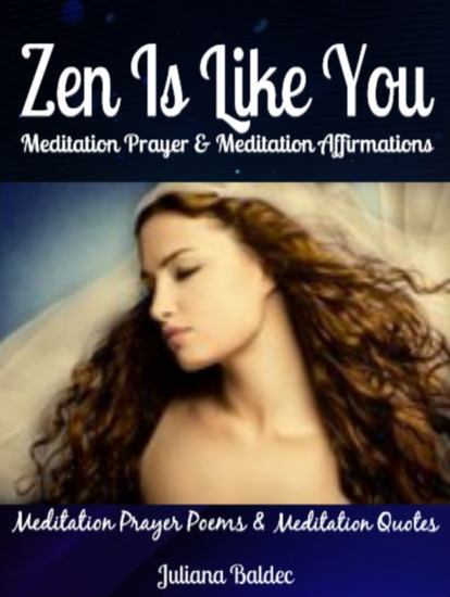 Prayer: Strengthen Mindset Creative Confidence & Healing With Prayer - Zen Is Like You - 24 Poems For Prayer - cover