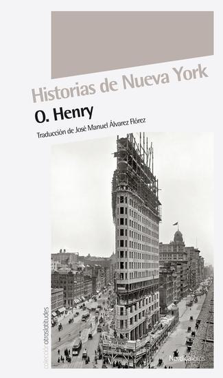 Historias de Nueva York - cover