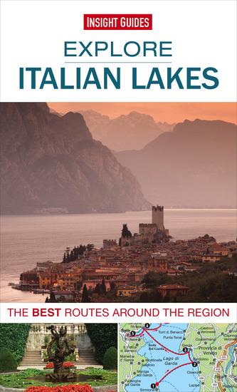 Insight Guides: Explore Italian Lakes - cover