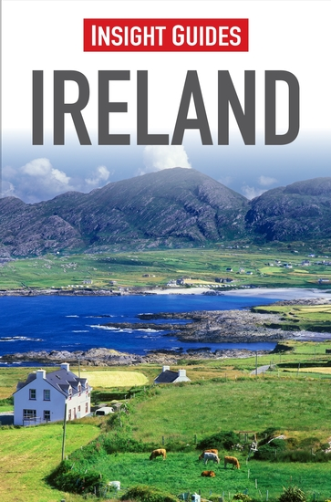 Insight Guides: Ireland - cover
