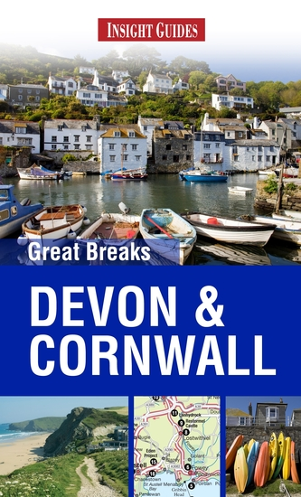 Insight Guides: Great Breaks Devon & Cornwall - cover