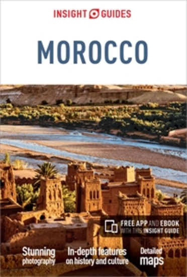 Insight Guides Morocco (Travel Guide eBook) - cover
