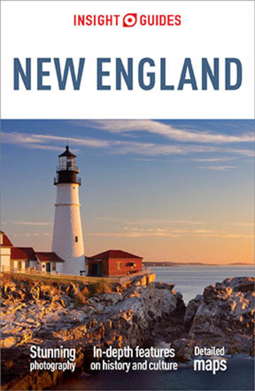 Insight Guides: New England - cover