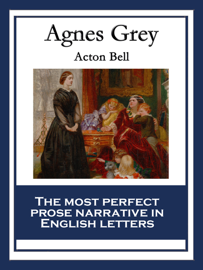 Agnes Grey - With linked Table of Contents - cover