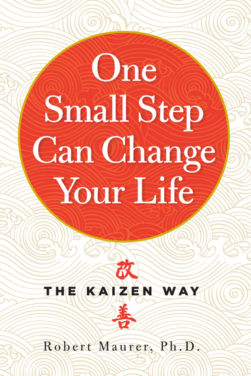 One Small Step Can Change Your Life - The Kaizen Way - cover