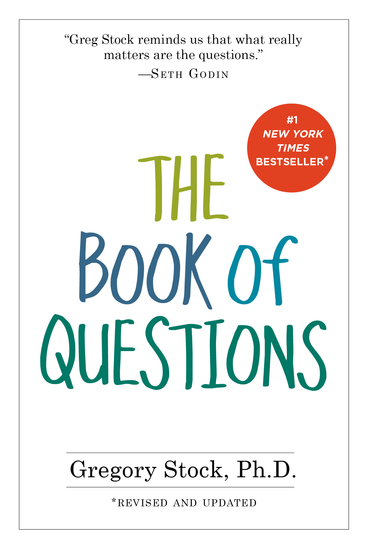 The Book of Questions - Revised and Updated - cover