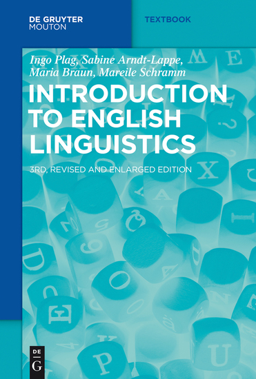 Introduction to English Linguistics - cover