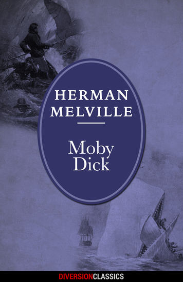 Moby Dick (Diversion Classics) - cover