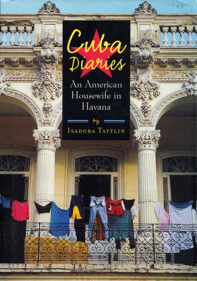 Cuba Diaries - An American Housewife in Havana - cover