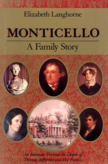 Monticello - A Family Story - cover