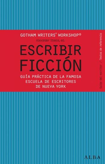 Escribir ficción - cover