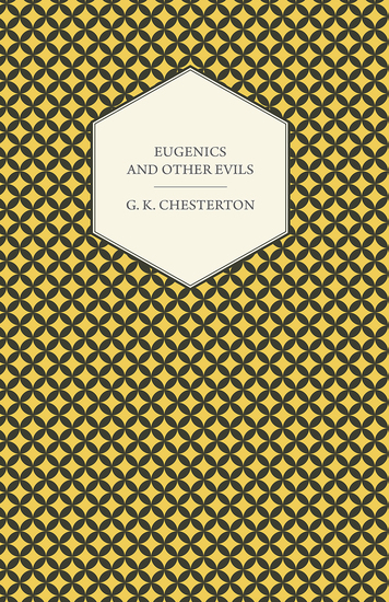 etymology and theory of eugenics Societal and political consequences of eugenics call for a place in the discussion on the ethics behind the eugenics movement many of the ethical concerns regarding.