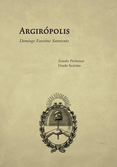 Argirópolis - cover