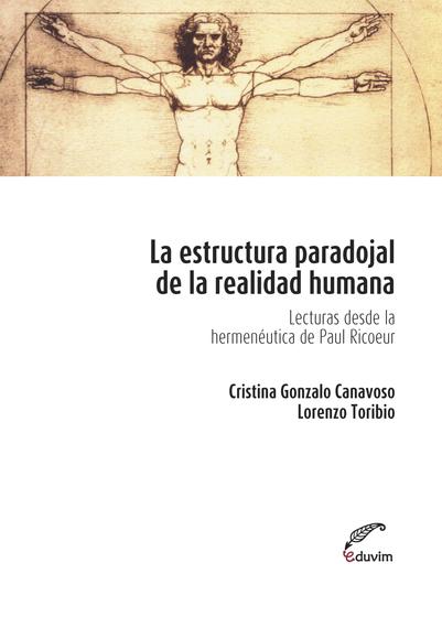 La estructura paradojal de la realidad humana  - cover