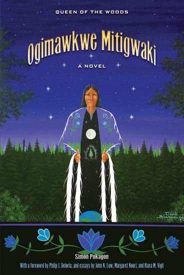Ogimawkwe Mitigwaki (Queen of the Woods) - cover