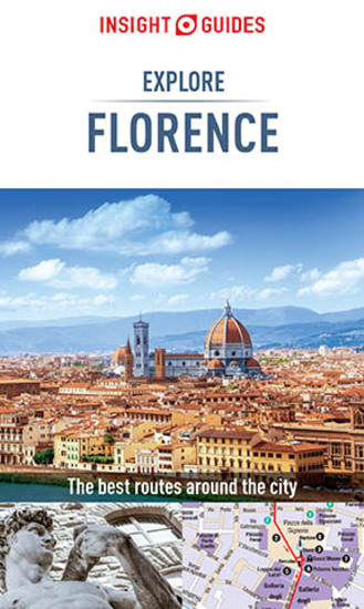 Insight Guides Explore Florence (Travel Guide eBook) - cover
