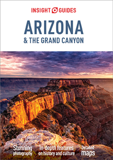 Insight Guides Arizona & the Grand Canyon (Travel Guide eBook) - cover