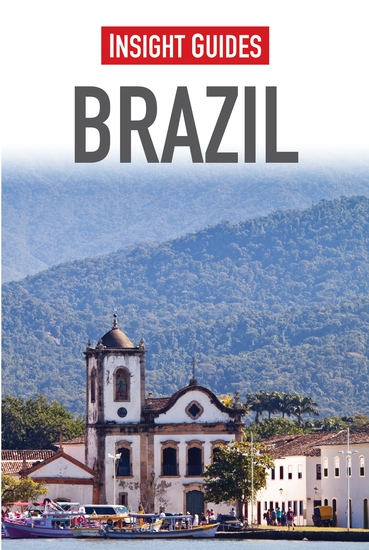 Insight Guides Brazil - cover