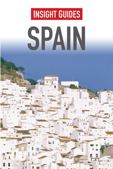 Insight Guides: Spain - cover