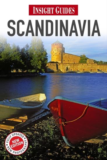 Insight Guides: Scandinavia - cover