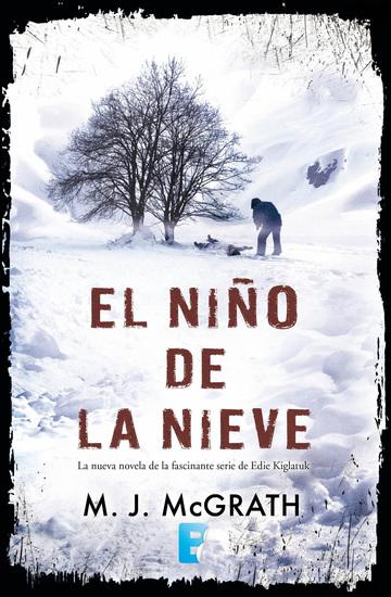 El niño de la nieve - cover
