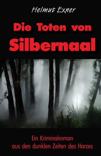 Die Toten von Silbernaal - Ein Kriminalroman aus den dunklen Zeiten des Harzes - cover