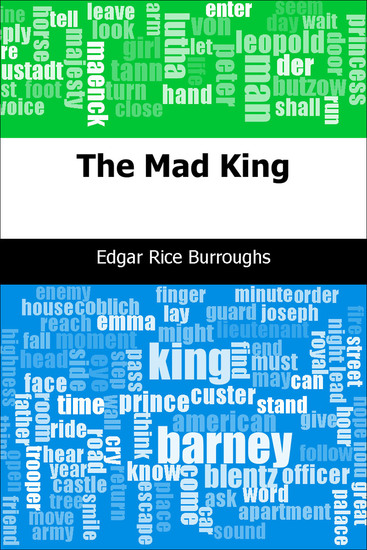 The Mad King - cover
