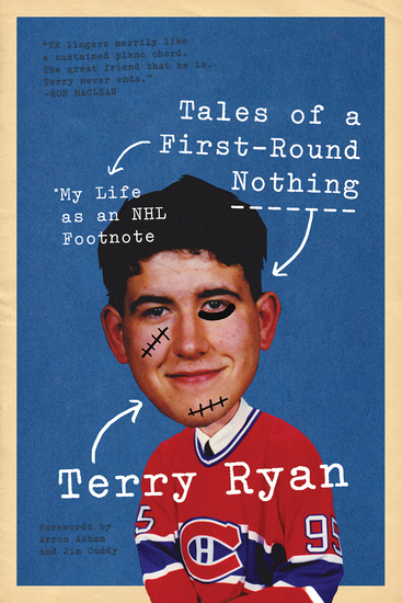 Tales of a First-Round Nothing - My Life as an NHL Footnote - cover