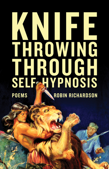 Knife Throwing Through Self-Hypnosis - cover