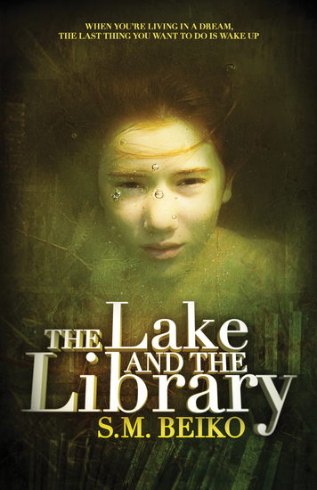 The Lake and the Library - cover