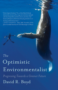 The Optimistic Environmentalist - Progressing Toward a Greener Future